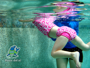 ISR of Lake Lanier provider of survival swimming lessons in Gainesville, Georgia for 10 years!